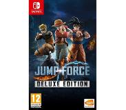 Nintendo Switch BANDAI NAMCO Entertainment Jump Force - Deluxe Edition, Nintendo Switch Englanti