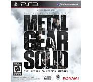 Konami Metal Gear Solid: The Legacy Collection - Sony PlayStation 3 - Toiminta