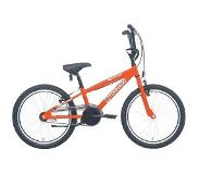 Bike Fun Cross Tornado 20 Inch 26 cm Junior Coaster Brake Red(Wheel size 20 Inch)