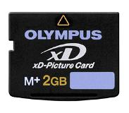 Olympus 2GB xD-Picture Card Type M+ flash-muisti
