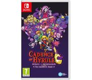 Nintendo Switch Switch peli Cadence of Hyrule – Crypt of the NecroDancer Featuring The Legend of Zelda