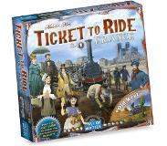 Asmodee Ticket to Ride France