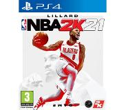 Take-Two Interactive NBA 2K21 (PS4)