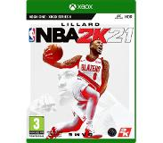 2K Games NBA 2K21 (Xbox One)