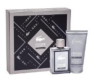 Lacoste L'Homme Timeless EDT (100mL) + SG (150mL)