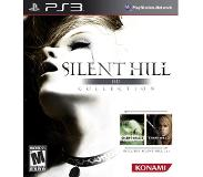 Namco PlayStation 3 peli Silent Hill HD Collection US Version