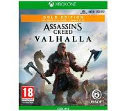 Ubisoft Assassins Creed Valhalla Gold Edition Xbox One Series X