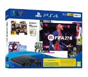 Sony Playstation 4Slim 500GB + FIFA 21