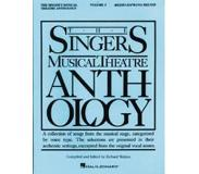 Book The Singer's Musical Theatre Anthology - Volume 2: