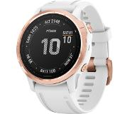 Garmin fenix 6S Pro, Rose Gold/White