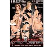 Diabolic Six Pack: Gangbang Auditions