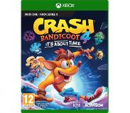 Microsoft Crash Bandicoot 4: Its About Time (Xbox One)