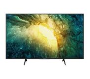 "Sony 49"" 4K LED TV KD49X7055BAEP"