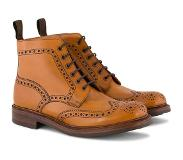 Loake 1880 Bedale Boot Tan Burnished Calf