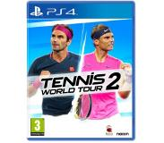 Playstation 4 Tennis World Tour 2