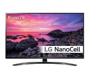 LG 43'' 4K Ultra HD NanoCell LED LCD televisio 43NANO793
