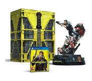 Namco Bandai Games PlayStation 4 peli : Cyberpunk 2077 Collector's Edition