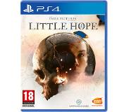 Namco Bandai Games PS4 peli The Dark Pictures Anthology – Little Hope