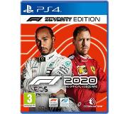 Codemasters F1 2020 - Seventy Edition (PS4)