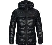 Peak Performance Helium Glacier Hood Jacket Women Musta L