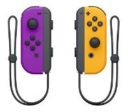 Nintendo Switch Joy-Con, Purple/Orange