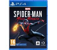 Sony PlayStation 4 peli : Marvel's Spider-Man: Miles Morales