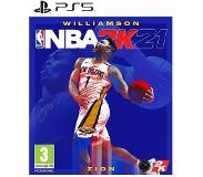 Take Two NBA 2K21 PS5