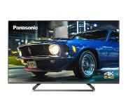 "Panasonic Smart-TV Panasonic Corp. TX65HX810 65"" 4K Ultra HD LED LAN Musta"