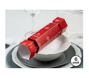 Coolstuff Fudge Kitchen Christmas Crackers 6-pack