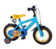 Volare Disney Toy Story 12 Inch 21,5 cm Boys Coaster Brake Blue(Wheel size 12 Inch)