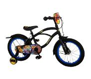 Volare Batman 16 Inch 25,4 cm Boys Caliper Black(Wheel size 16 Inch)