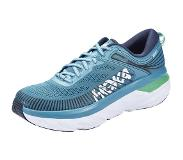 Hoka One One Bondi 7 Shoes Men, blue moon/moonlit ocean US 11,5 | EU 46 2020 Juoksukengät asfaltille