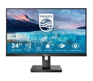 Philips 242S1AE 24' FHD IPS HAS DP/HDMI/DVI/VGA