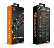 Cougar Light Bar RGB 350mm x 2 pcs Strip
