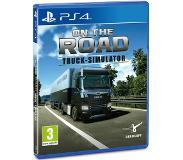 Aerosoft On the Road - Truck Simulator PS4