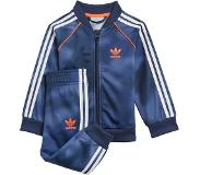 Adidas Allover Print Camo SST Track Suit