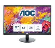"AOC 70 Series 21.5"" Full HD TN näyttö E2270SWN"