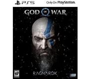 Sony God of War Ragnarok PS5