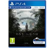 Sony Robinson: The Journey, PlayStation VR