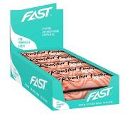 Fast Sports Nutrition 15 kpl FAST Roasted Fudge, 45 g