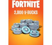 Epic Games Fortnite 2800 V-Bucks PC