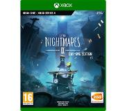 Namco Bandai Games Little Nightmares 2 DayOne Edition (Xbox One & Xbox Series X )