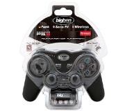 Pelaaminen Wireless and vibrations controller Bluetooth (PS3)
