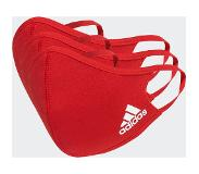 Adidas Face Covers 3-Pack M/L