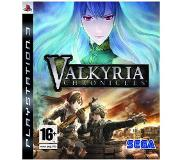 Sony PlayStation 3 peli Valkyria Chronicles