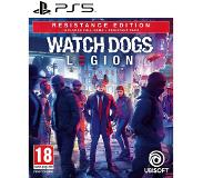 Ubisoft PS5 Watch Dogs: Legion Resistance Edition