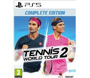 Pan vision Tennis World Tour 2 Complete Edition PS5