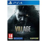 Pan vision Resident Evil 8: Village PS4