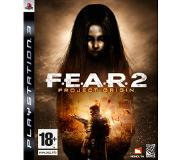 Sony F.E.A.R. 2: Project Origin (FEAR 2) PS3