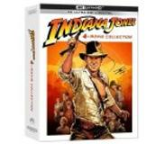 Paramount UK Indiana Jones - 4-Movie Collection - 4K Ultra HD (Import)